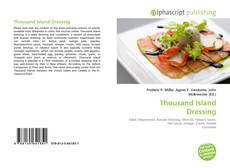 Bookcover of Thousand Island Dressing