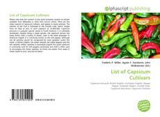 List of Capsicum Cultivars的封面