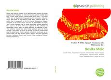 Bookcover of Rosita Melo