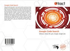 Bookcover of Google Code Search