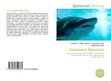 Buchcover von Vancouver Aquarium