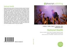Buchcover von National Health