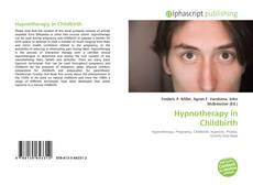Borítókép a  Hypnotherapy in Childbirth - hoz
