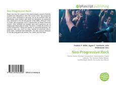 Bookcover of Neo-Progressive Rock