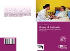 Bookcover of History of the Family