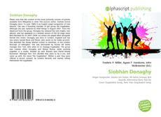 Bookcover of Siobhán Donaghy