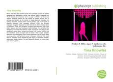Capa do livro de Tina Knowles
