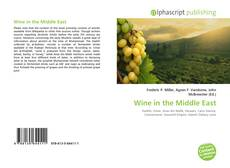 Bookcover of Wine in the Middle East