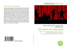 Buchcover von The Ghost of a Thousand