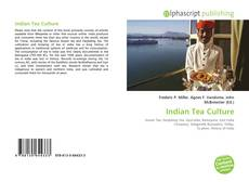 Capa do livro de Indian Tea Culture