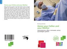 Couverture de Honor your Father and your Mother