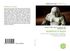 Copertina di Buddhism in Nepal