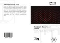 Buchcover von Western Frontier Force