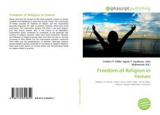 Copertina di Freedom of Religion in Yemen