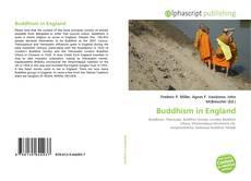 Buddhism in England kitap kapağı