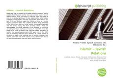 Bookcover of Islamic – Jewish Relations