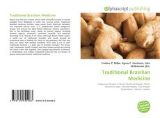 Capa do livro de Traditional Brazilian Medicine