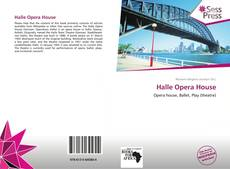 Bookcover of Halle Opera House
