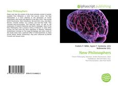 Bookcover of New Philosophers