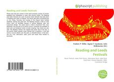 Bookcover of Reading and Leeds Festivals