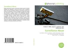 Bookcover of Surveillance Abuse