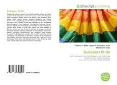 Обложка Budapest Pride