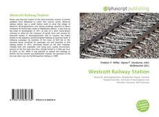 Buchcover von Westcott Railway Station
