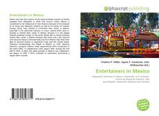 Couverture de Entertainers in Mexico