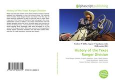 Bookcover of History of the Texas Ranger Division