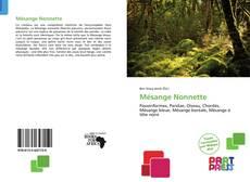 Mésange Nonnette kitap kapağı