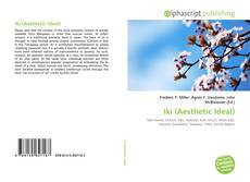 Bookcover of Iki (Aesthetic Ideal)
