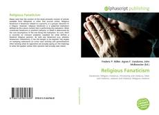 Bookcover of Religious Fanaticism