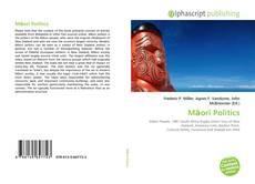 Māori Politics的封面