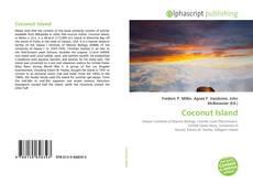 Обложка Coconut Island