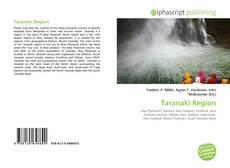 Bookcover of Taranaki Region