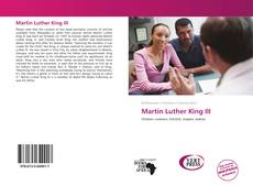 Bookcover of Martin Luther King III