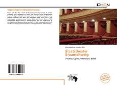 Couverture de Staatstheater Braunschweig