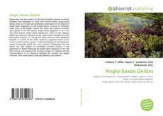 Buchcover von Anglo-Saxon Deities