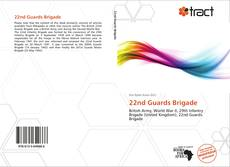 Copertina di 22nd Guards Brigade