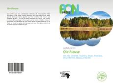 Bookcover of Oie Rieuse