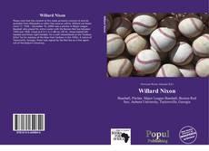 Bookcover of Willard Nixon