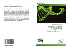 Bookcover of Whole Genome Sequencing