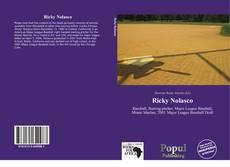 Bookcover of Ricky Nolasco