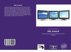 Bookcover of Billy Kimball