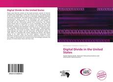 Bookcover of Digital Divide in the United States