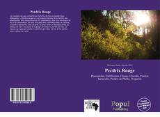 Bookcover of Perdrix Rouge