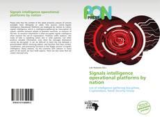Обложка Signals intelligence operational platforms by nation