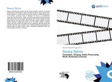 Обложка Saucy Sylvia