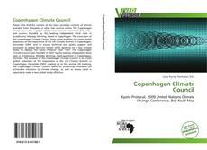 Capa do livro de Copenhagen Climate Council