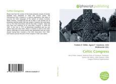Capa do livro de Celtic Congress